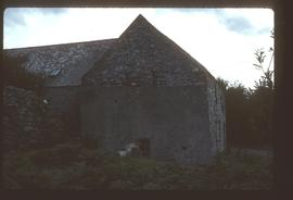 Exterior of watermill building