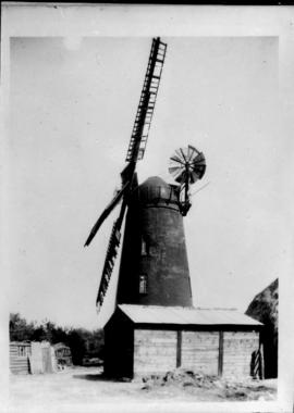 Tower mill, Over