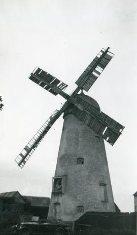 Tower mill, White Roding