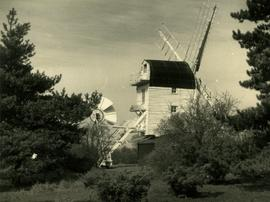 Holton post mill, Suffolk