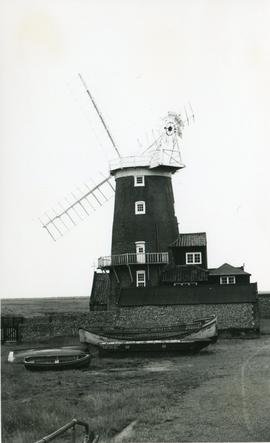 Tower mill, Cley next the Sea