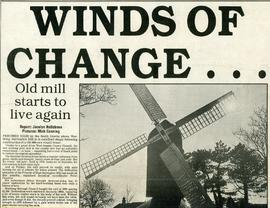 """Winds of change..."""