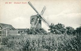 Old mill, Chadwell Heath