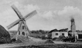 Mill and building complex, Barbados