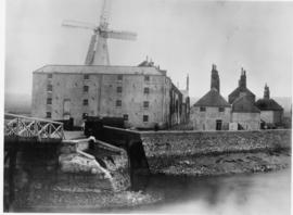 Tide and smock mills, Bishopstone