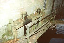 Interior machinery, watermill, Narborough