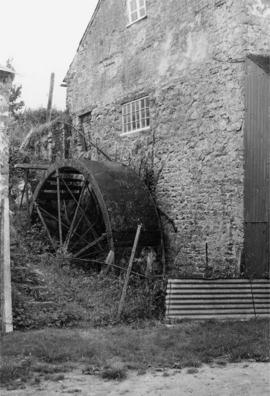 End view, Askerswell Mill, Askerswell