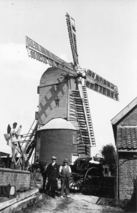 Webster's Mill, Framsden, in working order