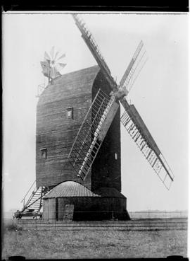 St Leonard's Mill, Winchelsea, in working order