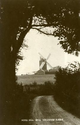 Hogg Hill Mill, Icklesham Sussex