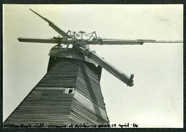 Milton Regis mill, remains of striking gear