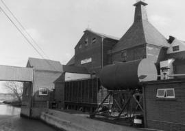Maltings, Wainford Mill, Bungay