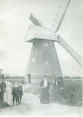 Smock mill, Barling