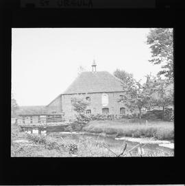 St Ursula water mill