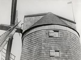 Cap exterior, Gardiner Mill, East Hampton, Long Island