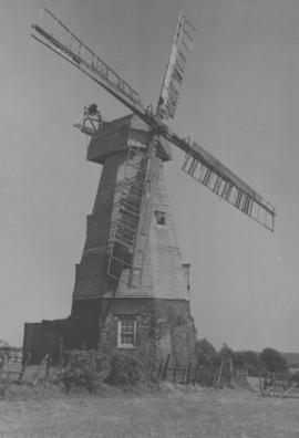 Lower Mill, Woodchurch, from left side