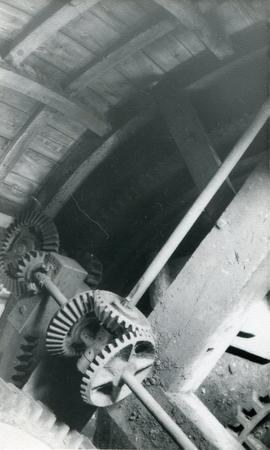 Machinery, Pymore Mill, Pymoor