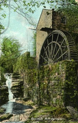 Ramsdale Mill, Flyingdales.