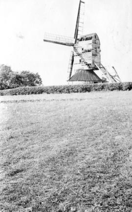 Hartest post mill (1)