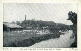 The Old Mill and Stream, Chalfont St. Giles