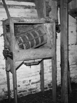 Flour machine, Old Corn Mill, Damerham