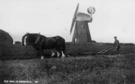 Ploughing, Gibraltar Mill, Great Bardfield