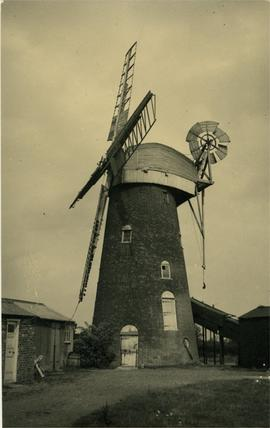 Tower mill, Stock, in working order