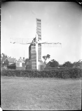 Post mill, Keysoe