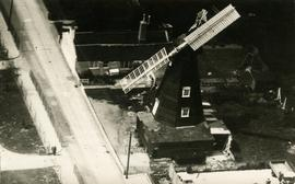 Aerial view, Drapers Mill, Margate