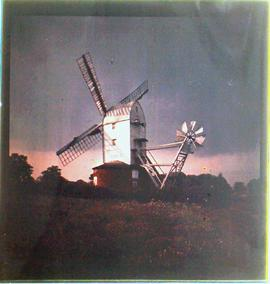 Post mill, Thornham Magna