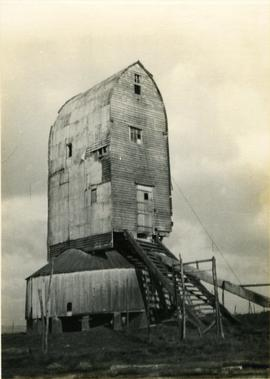 Rockhill Mill, Burwash, without sweeps