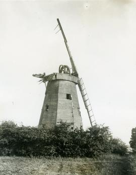 Smock Mill, Pease Hall Mill, Springfield