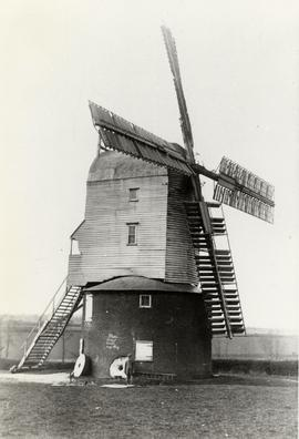 Barningham Road Mill, Stanton