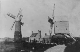 The two Gallows Mills