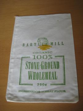 Flour bag - Bartley Mill, Bells Yew Green, East Sussex