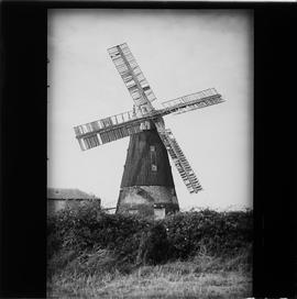 Cobbin's Mill, Downham Road, Ely, derelict
