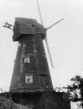 Guilton Mill, Ash, with no sweeps or fantail