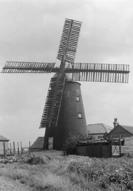 Foster's Mill, Swaffham Prior, in working order