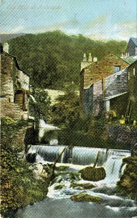Old Mill at Ambleside
