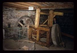 Interior, Wood's Mill, Small Dole