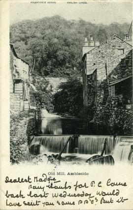 Old Mill, Ambleside