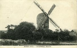 Moss's Mill - Chadwell Heath