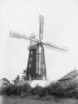 Tower mill, Buxhall