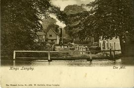 Kings Langley. The Mill.