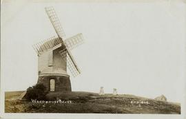 Postcard of Woodhouse Eaves Mill