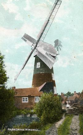 Mark Cross Windmill