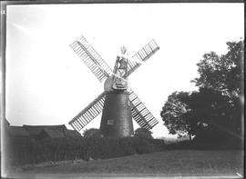 Tower mill, Halton Holegate