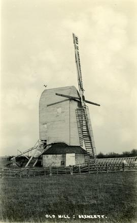 Brenzett Mill and House