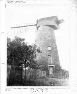Oare Mill, Luddenham, with no fantail and at least one sweep broken off