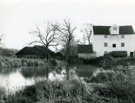 Borley Mill, RIver Stour